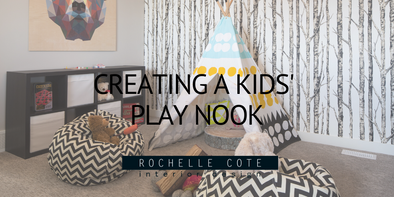 Creating A Kids' Play Nook