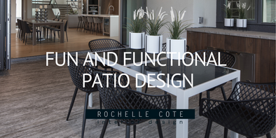 Fun and Functional Patio Design