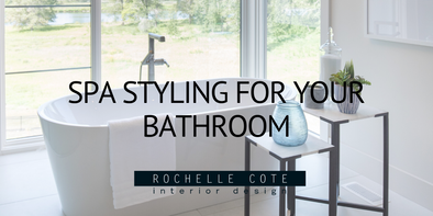 Spa Styling For You Bathroom