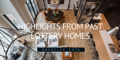 Highlights From Past Lottery Homes