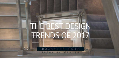 THE BEST DESIGN TRENDS OF 2017