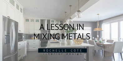 A LESSON IN MIXING METALS