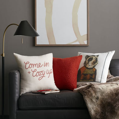 5 WAYS TO MAKE YOUR HOME COZY-READY FOR THE WINTER