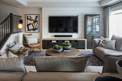 HARMONY SHOWHOME - CALBRIDGE HOMES
