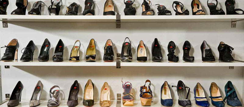 nolita shoe shelves