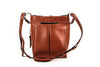 Acne Studios Brown Calf Leather Bag