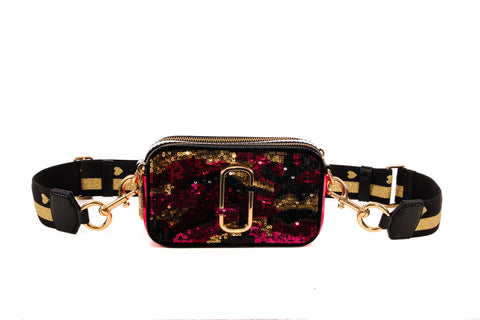 Marc Jacobs Sequined Camera Bag