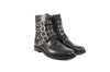Saint Laurent Buckle Strap Boots