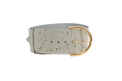 Balenciaga Birch Tree Leather Belt
