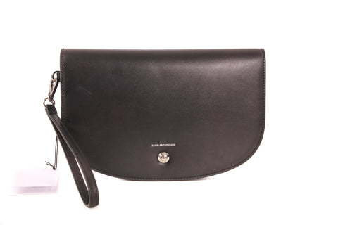 Scanlan Theodore Leather Clutch