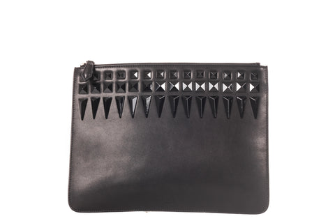 Givenchy Spike Embroidered Clutch