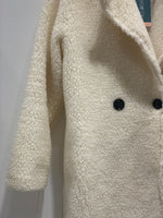 Cappotto peloso Teddy