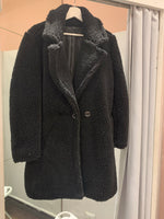 Cappotto Teddy corto