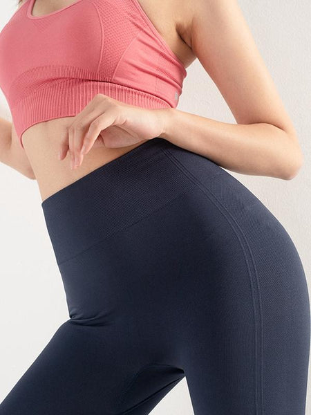 Buttock Lifting High Waist Slimming Leggings