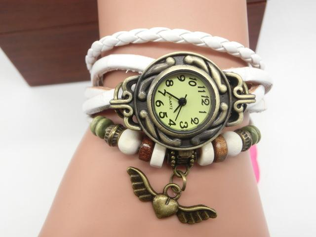 Korean Vintage Creative Girl Bracelets Watch
