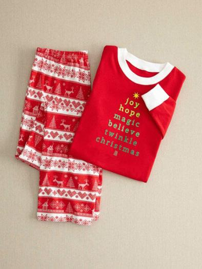 Plus Size Christmas Pajamas.Christmas Day Plus Size Family Clothing Pajamas Autumn