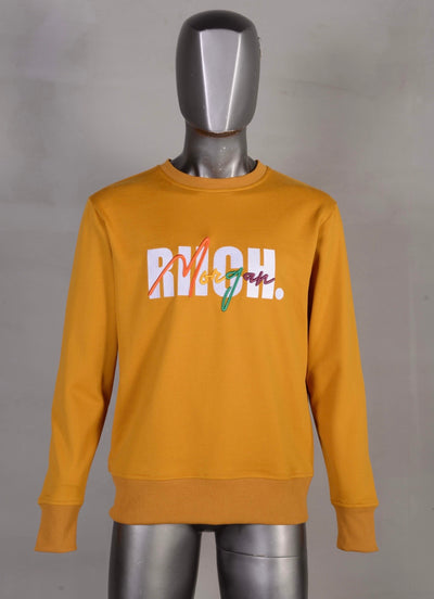 Riich club crew neck