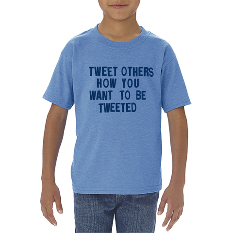Kids Tweet Others T-Shirt