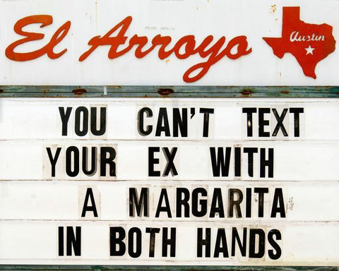 Text Your Ex Print