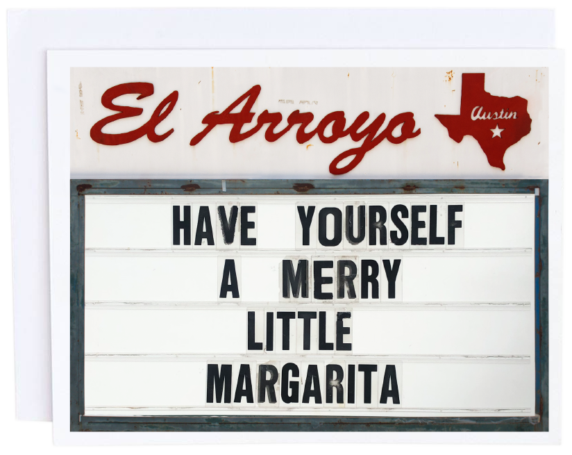 Merry Margarita Card