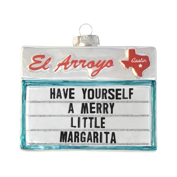 Ornament - Merry Margarita