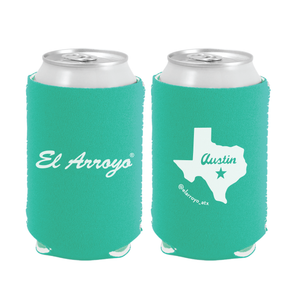 Party On Koozie - Seafoam