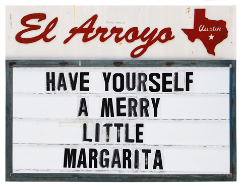 Merry Margarita Sticker