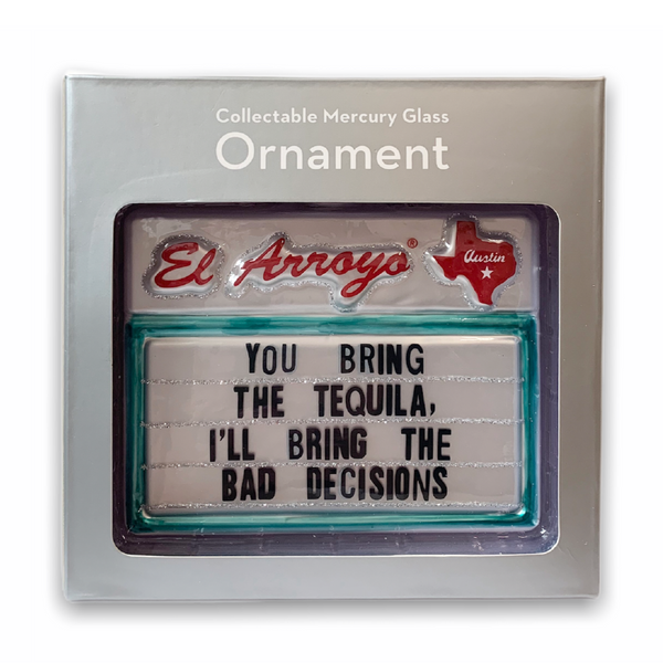 *PRE-ORDER* Ornament - Bad Decisions