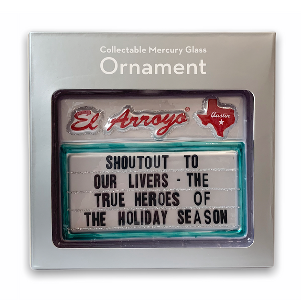 Ornament - Holiday Heroes