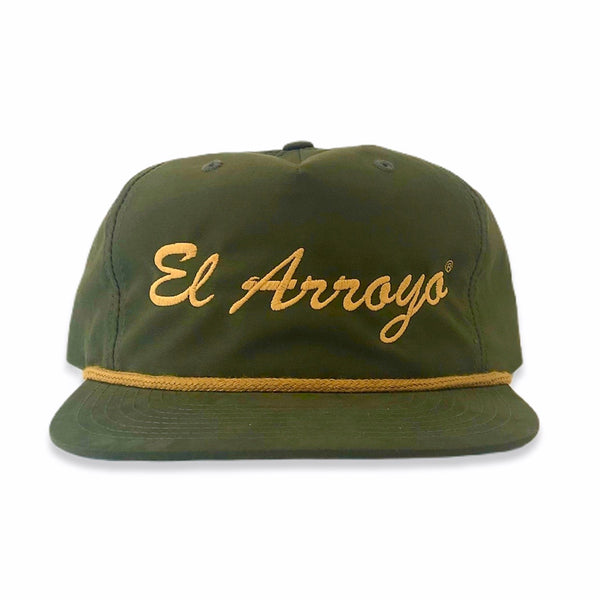 Olive El Arroyo Hat