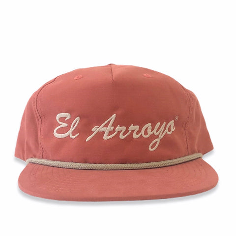 Coral El Arroyo Hat