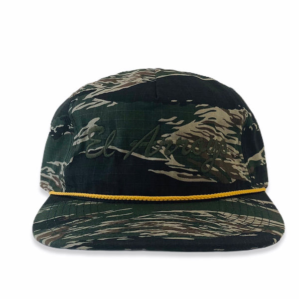 Camo El Arroyo Hat