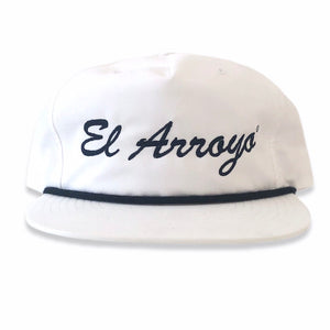 White El Arroyo Hat