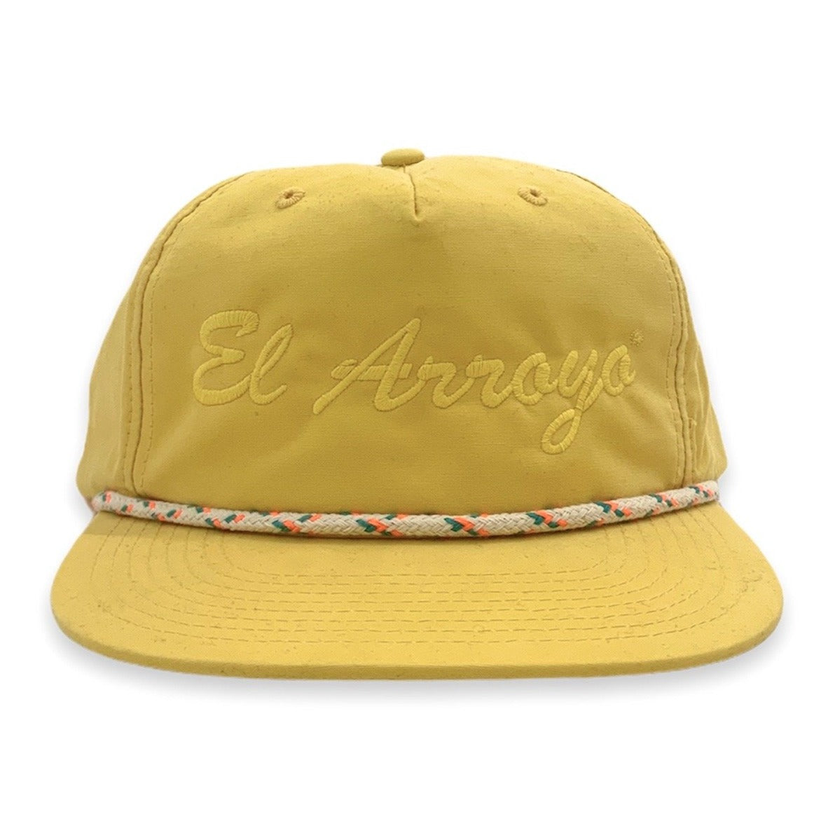 Yellow El Arroyo Hat