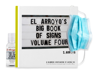 El Arroyo's Big Book of Signs Volume Four