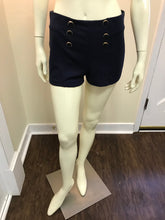 Load image into Gallery viewer, Navy Sailor Shorts