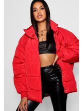 Load image into Gallery viewer, Zip Off Sleeve Puffer Jacket