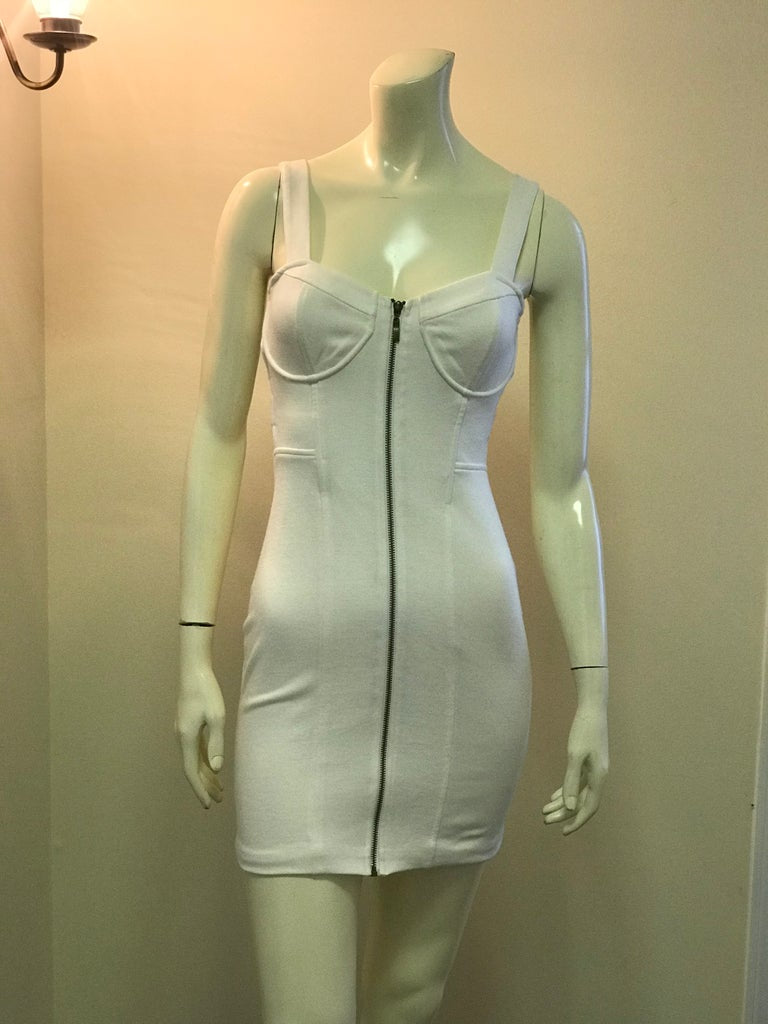 Nasty Gal Bustier Dress