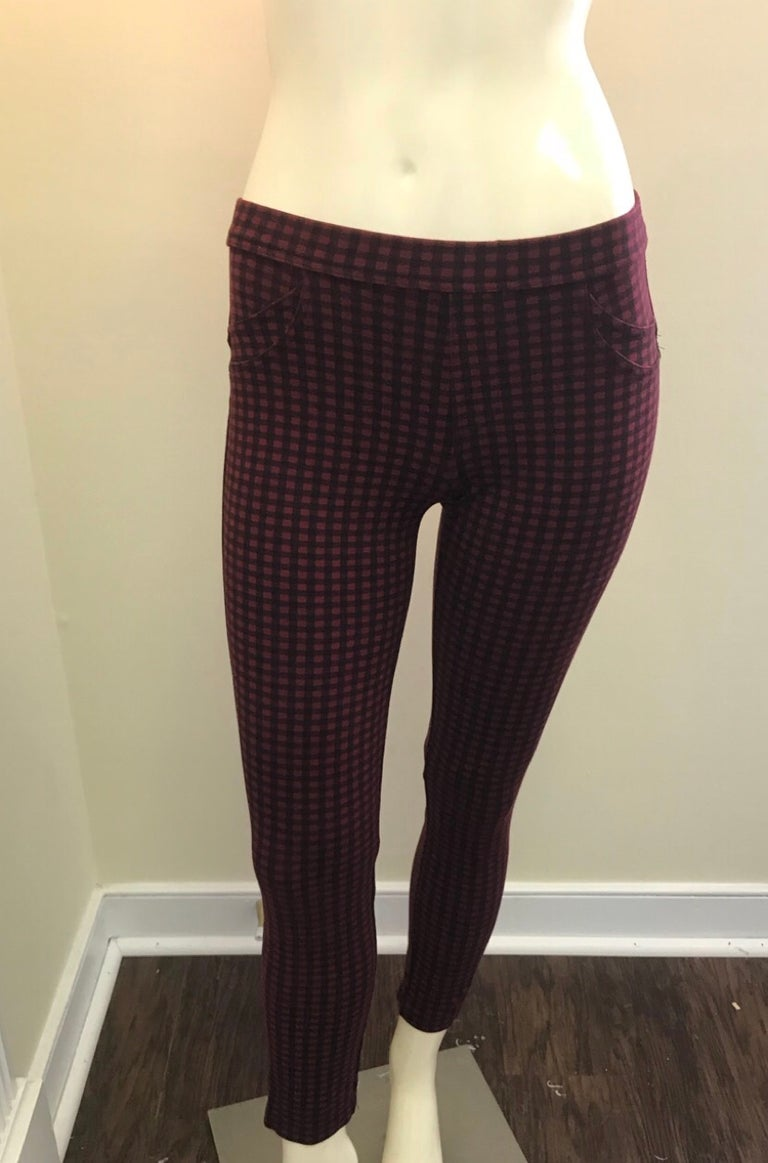 Sanctuary Checkered Pants