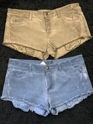 Rambler Gypsies Shorts