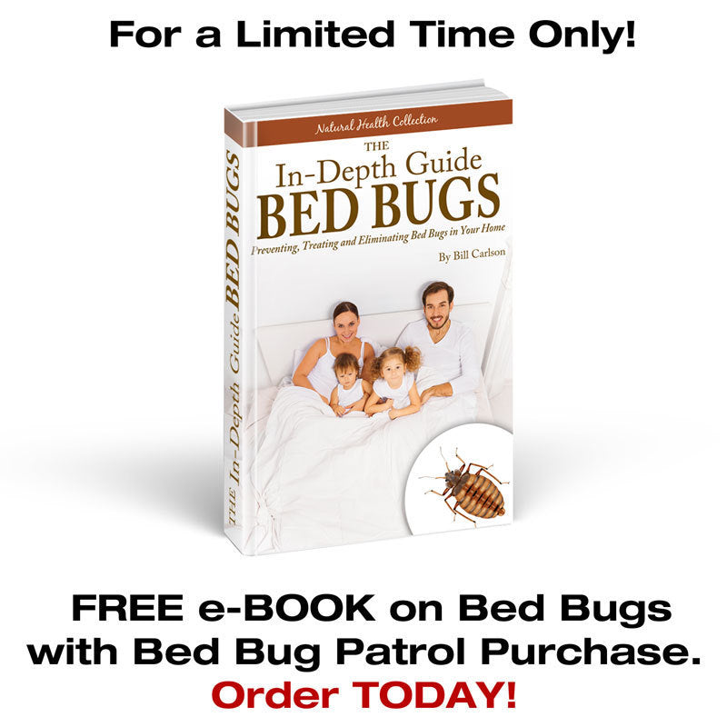 Bed Bug Patrol  Bed Bug Killer (4) 1 Gallon Pack