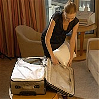 Premium Bed Bug Luggage Protection Covers