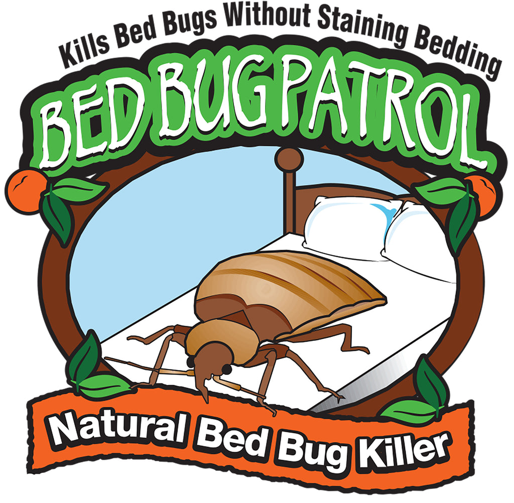 Bed Bug Killer Spray by Bed Bug Patrol Value Pack (2) 24oz Bottles