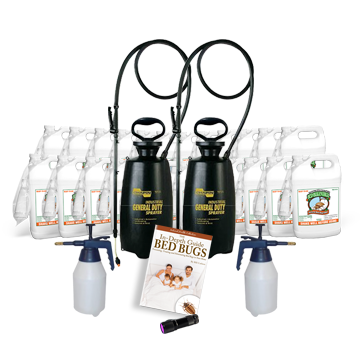 Bed Bug Patrol Commercial Infestation Kit