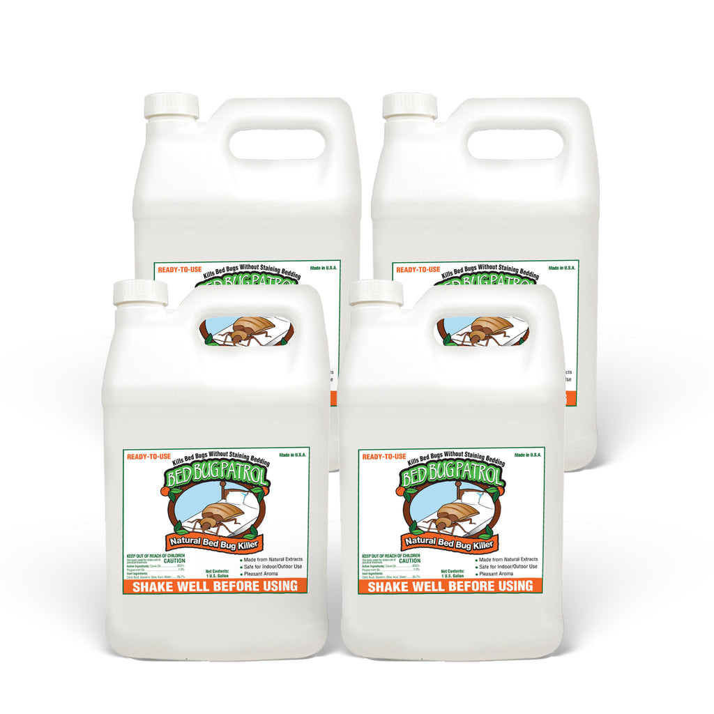 Bed Bug Killer Spray by Bed Bug Patrol - 24oz Bottle