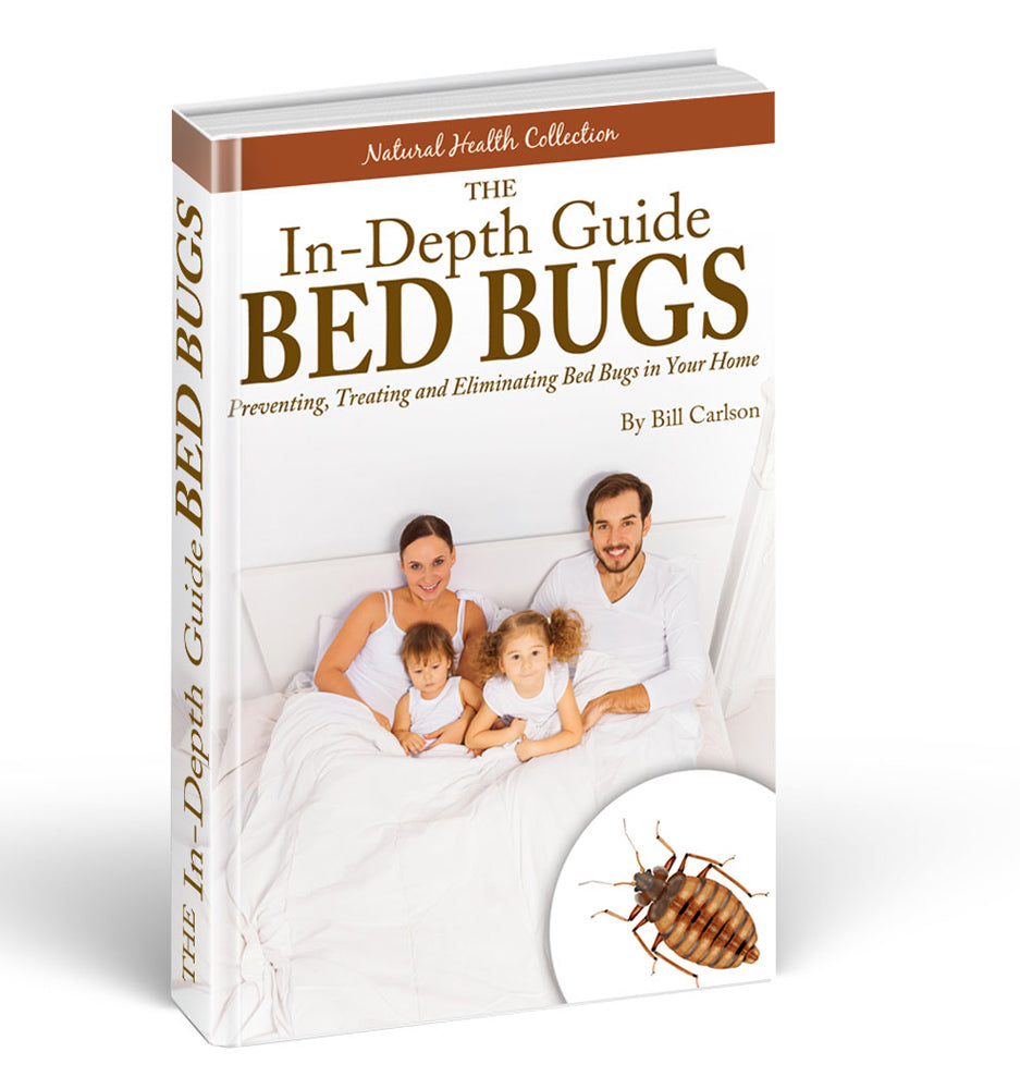 FREE! In-Depth Bed Bug eBook Guide **Free with Purchase of ANY Bed Bug Product**