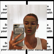 Social Media seriously harms your mental health | Soft Case | iPhone XSM/XS/X/XR/8/7/6