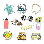 VSCO - Good Vibes Stickers Pack - 35 pieces
