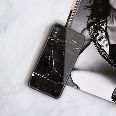 Marble iPhone Case - iPhone X/XS/XS MAX/XR