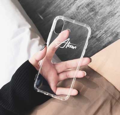 Personalised Custom Phone Case -iPhone 6/7/8/X/XS/XS MAX/XR
